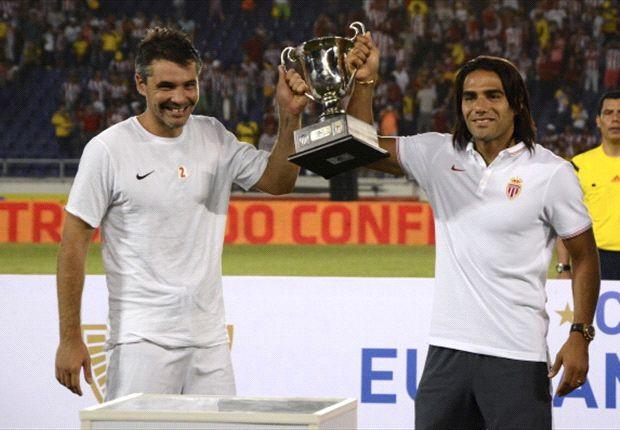 Radamel Falcao apoya el proyecto de David Beckham en la MLS