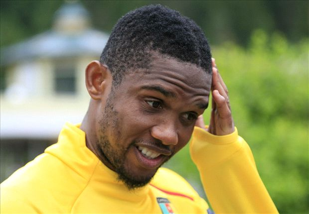 Liverpool offers Eto'o one-year deal