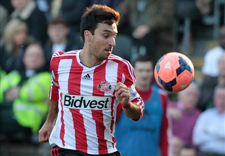 Sunderland striker Scocco joins Newell's
