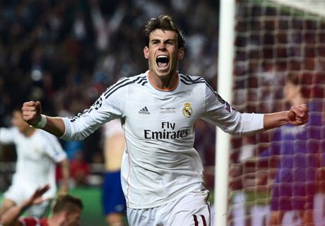 Bale: Madrid want clean sweep of trophies
