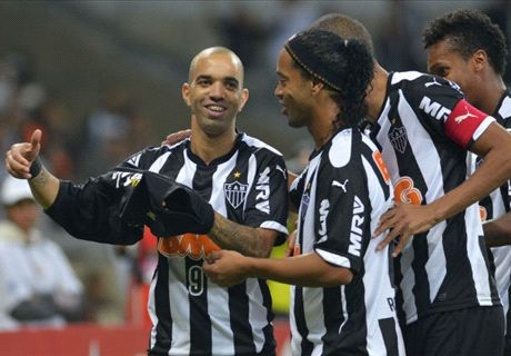 Atletico Mineiro win first Recopa title