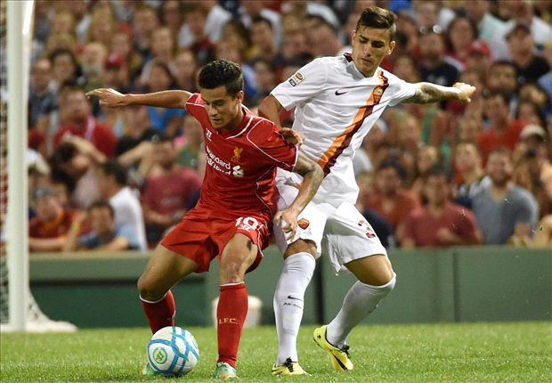 Liverpool 0-1 Roma: Agger own goal hands Serie A side late win