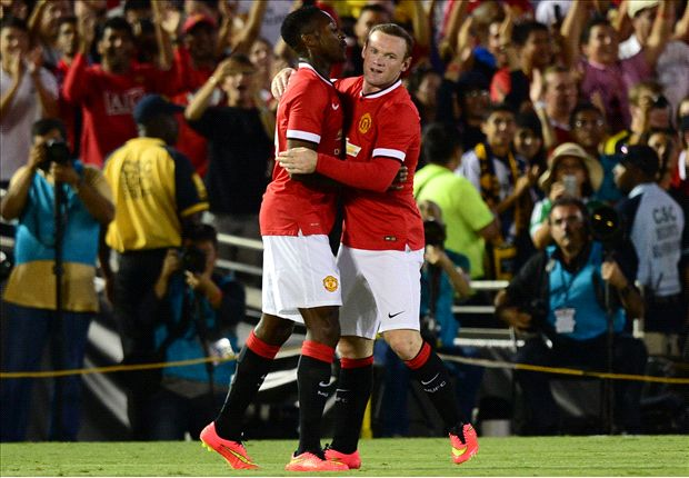 Rooney: I want to captain Manchester United to title