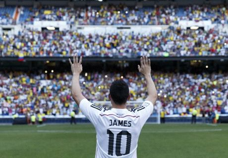 Ancelotti: James an investment