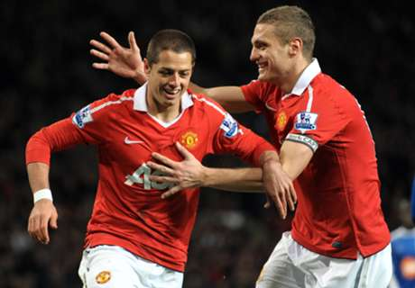 Vidic tells Inter to sign Hernandez