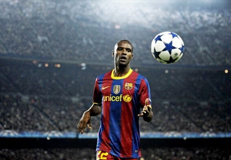 Abidal lifts lid on Barca spell