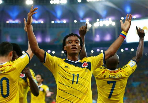 Fiorentina prepared to sell Cuadrado
