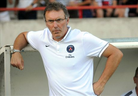 Blanc fears slow start for PSG
