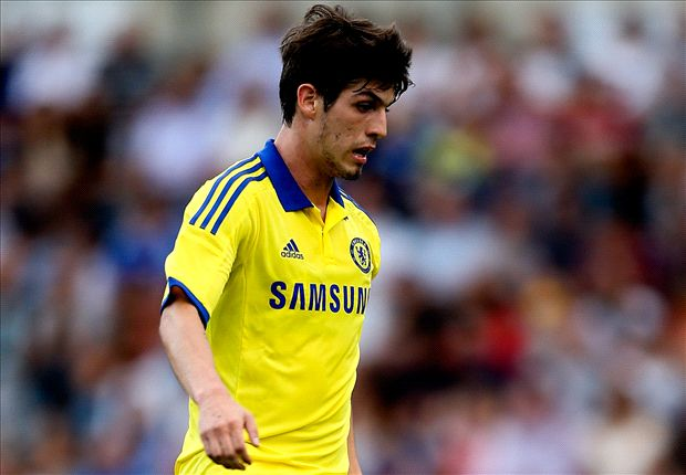 Official: Chelsea starlet Piazon joins Eintracht Frankfurt on loan