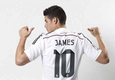 Pepe hails 'amazing' James deal