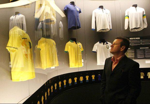 Dunga back to restore balance for Brazil