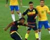 Así fue el debut de los hombres de la Tricolor ante Brasil