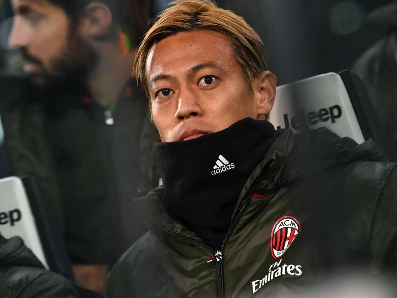 Calciomercato Milan, niente Lazio e Hull City per Honda: resta fino a giugno