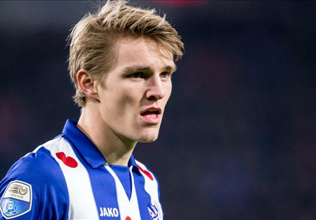 Odegaard seals loan exit from Real Madrid