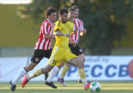 Match Report: Shakhtyor 5-1 Derry