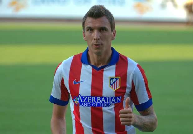 Contratiempo en forma de lesión para la delantera del Atlético de Madrid