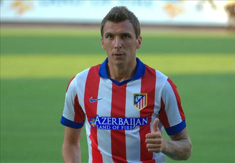 'Mandzukic reminds me of Falcao'