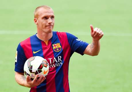 Mathieu: I'll prove Barcelona right
