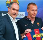 I smoke when I want - Barca's Mathieu