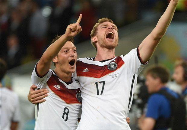 Mertesacker retires from international football