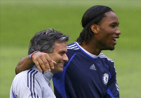 Drogba targets fourth Premier League title