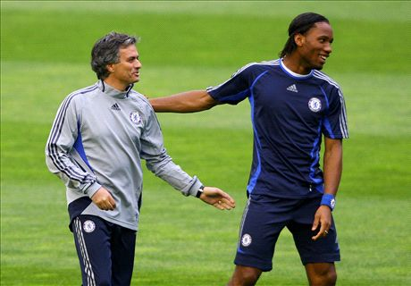 Mourinho: Drogba belongs at Chelsea