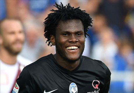 Kessie's Utd dream is Juve's nightmare