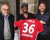 Amkar shirt just a birthday present, insists Eto'o