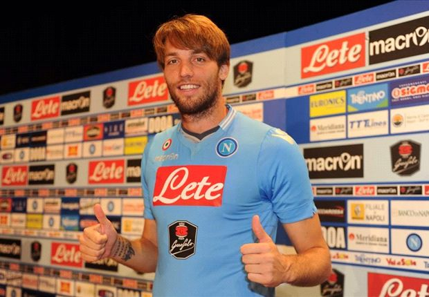 Michu: I joined Napoli for Benitez and Champions League football