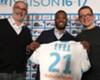 Alasan Evra Pilih Olympique Marseille