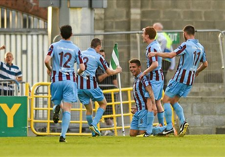 Match Report: Shamrock R 0-1 Drogheda