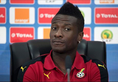 Gyan yet to decide on future move