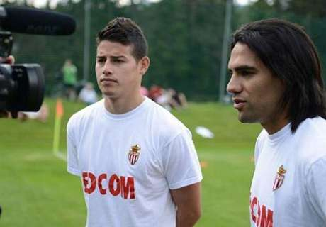 James Rodriguez Ingin Falcao Gabung Real Madrid