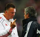 LVG: No mind games with Mourinho