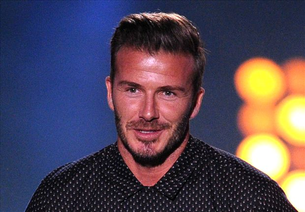 Beckham applauds Real Madrid capture of James Rodriguez