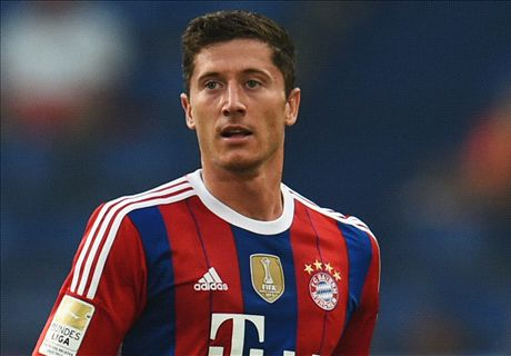'Lewy looking good for Barcelona'