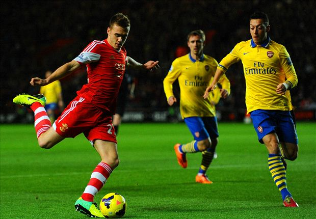 Southampton starlet Chambers agrees to Arsenal move