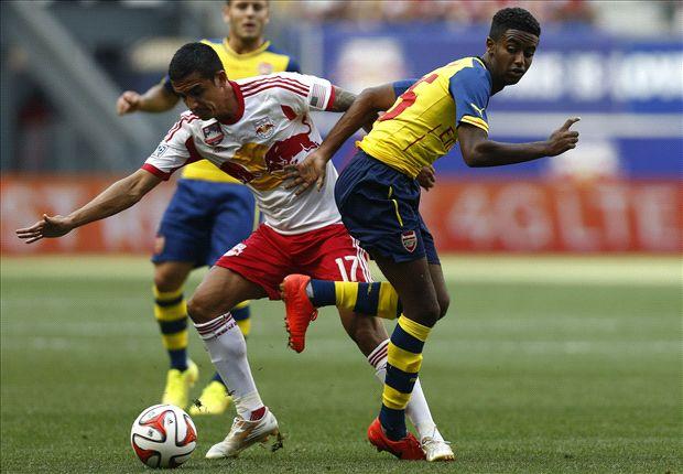 New York Red Bulls 1-0 Arsenal: Henry inspires win over former club