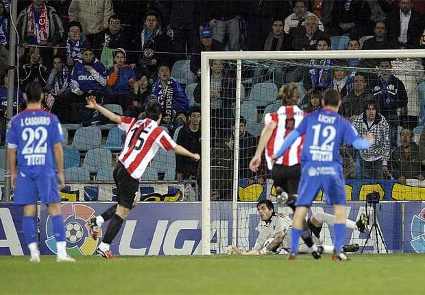 Athletic Bilbao 3-0 Getafe: Three And Easy For Bilbao