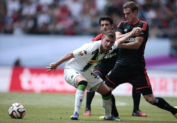 Platz drei beim Telekom Cup: HSV bestraft Gladbacher Nachlässigkeiten