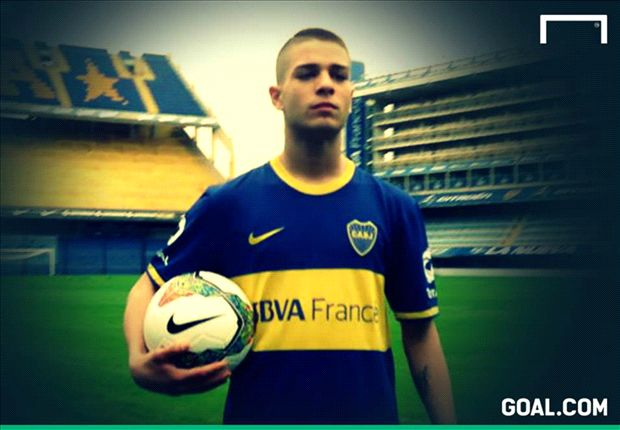 Serafino sueña con jugar en la Selección italiana y en Roma.