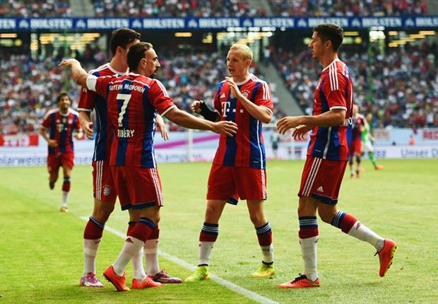 Bayern Munich - Wolfsburg Betting Preview: Expect plenty of goals in an entertaining Bundesliga curtain-raiser