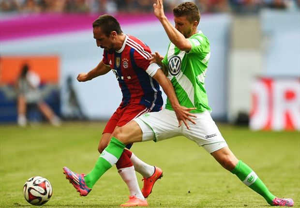 Ribery: Lewandowski an outstanding footballer