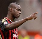 Balotelli says goodbye to Milan
