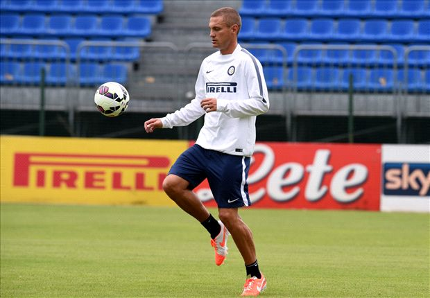 Inter need 'amazing' Vidic, says Kovacic