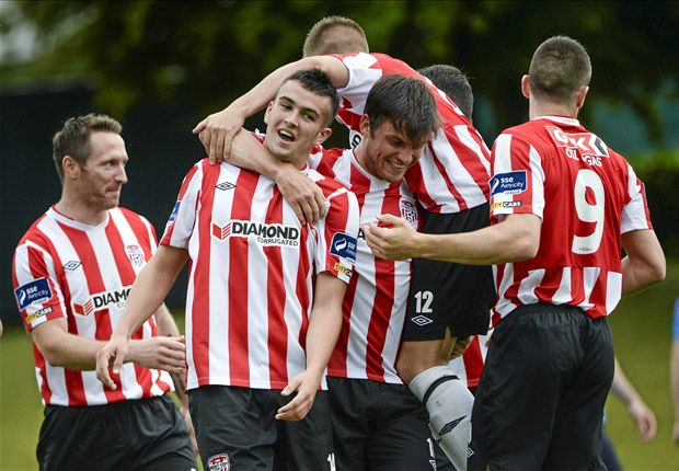 Airtricity Premier Division Team of the Week: Duffy and Timlin impress for Derry City