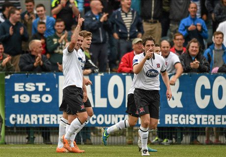 Match Report: Dundalk 5-1 Bray