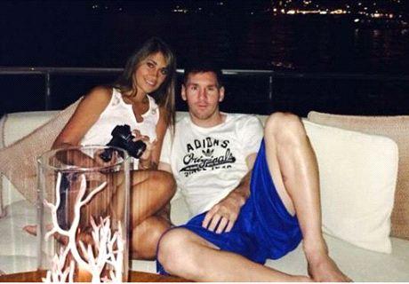 Cuando Messi es Lionel