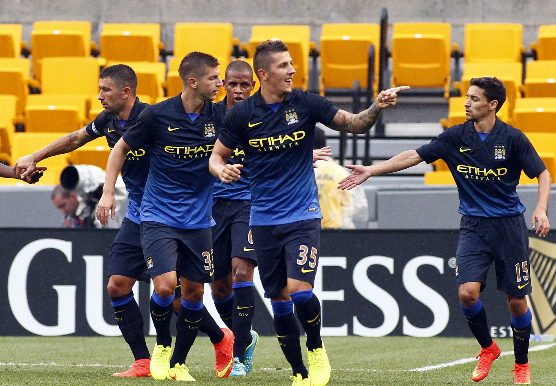 What have we learned from Manchester City's pre-season?