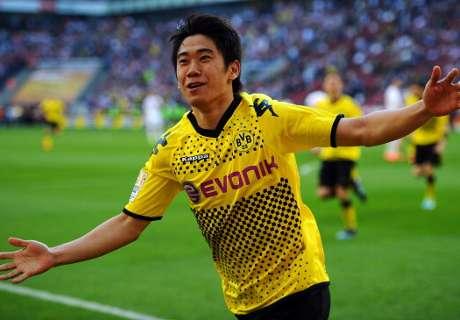 Kagawa: BVB und United verhandeln